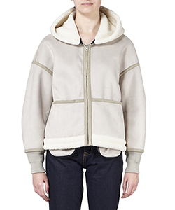 MOUTON REVERSIBLE JACKET