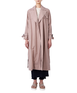 POWDER COTTON REPLICA COAT