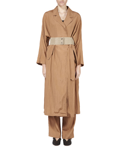 2WAY BELT LONG COAT