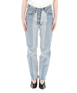 DORIS REWORKED DENIM PANTS