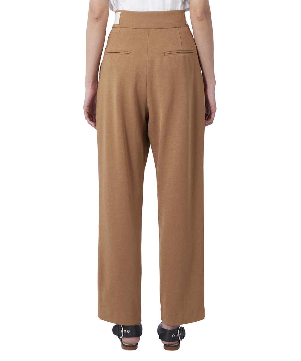 TUNNEL BELT PANTS