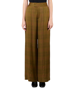 CASA TUCK WIDE PANTS