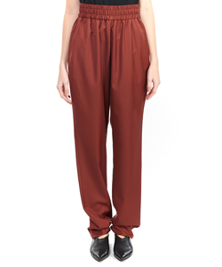 WOOL EASY PANTS