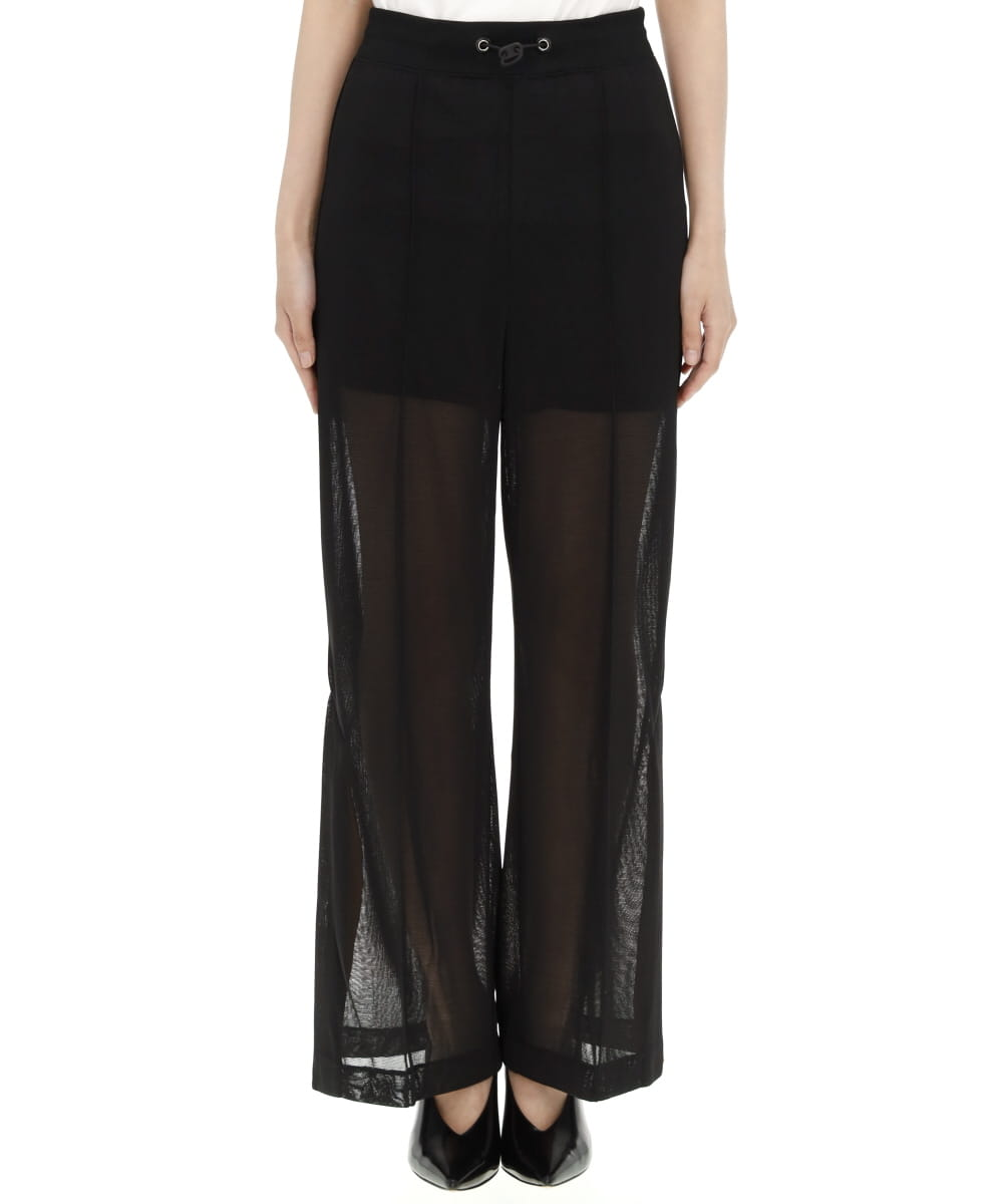 HIGH TWIST JERSEY PANTS