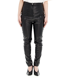 STRETCH FAKE LEATHER TIGHT PT