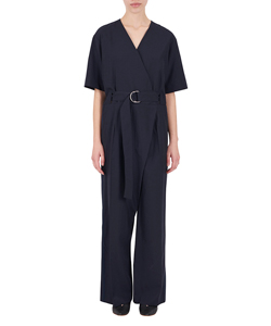 JUMP-SUIT WITH BELT