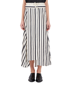 ASYMMETRY SKIRT