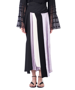 SILK GISHA SKIRT