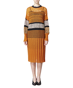 MOHAIR KNIT DRESS