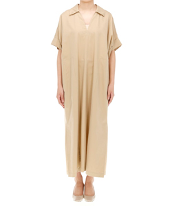 COTTON SILK DRESS