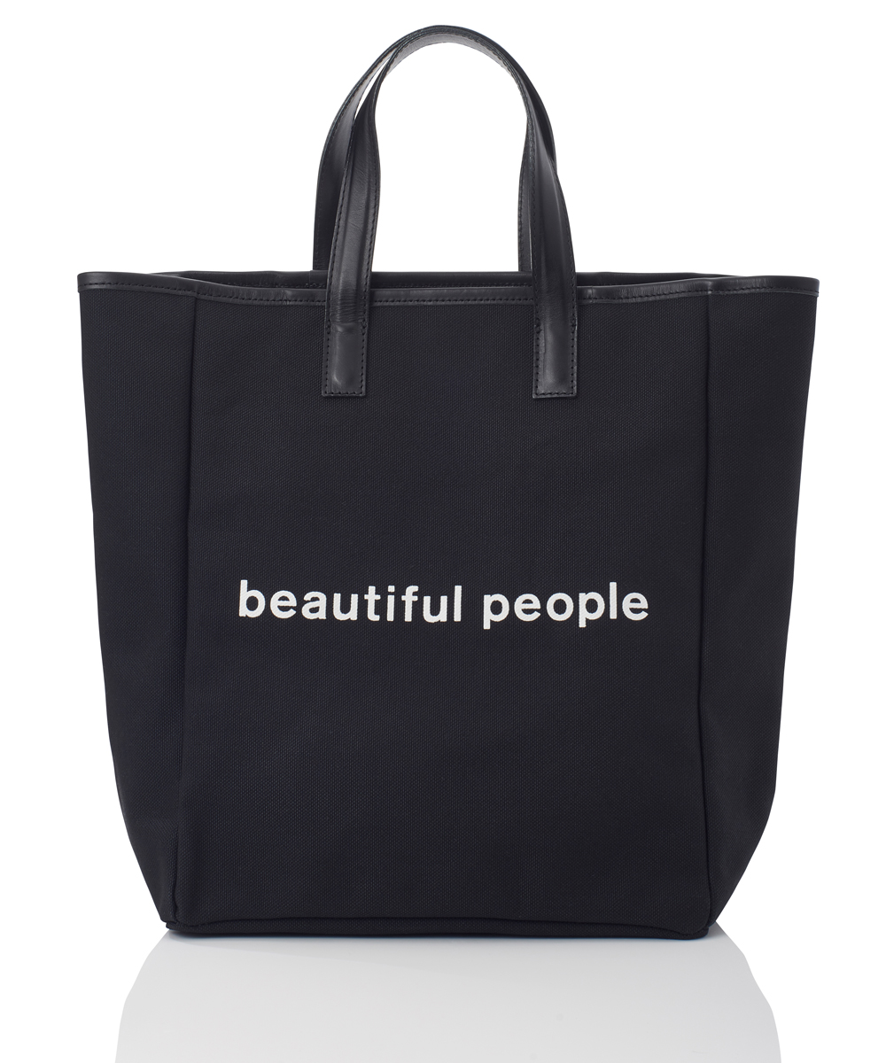 SHAPE MEMORY CANVAS TOTE
