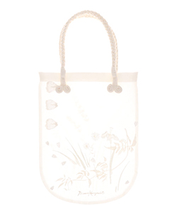 FLORAL EMBROIDERED MINI HANDBAG