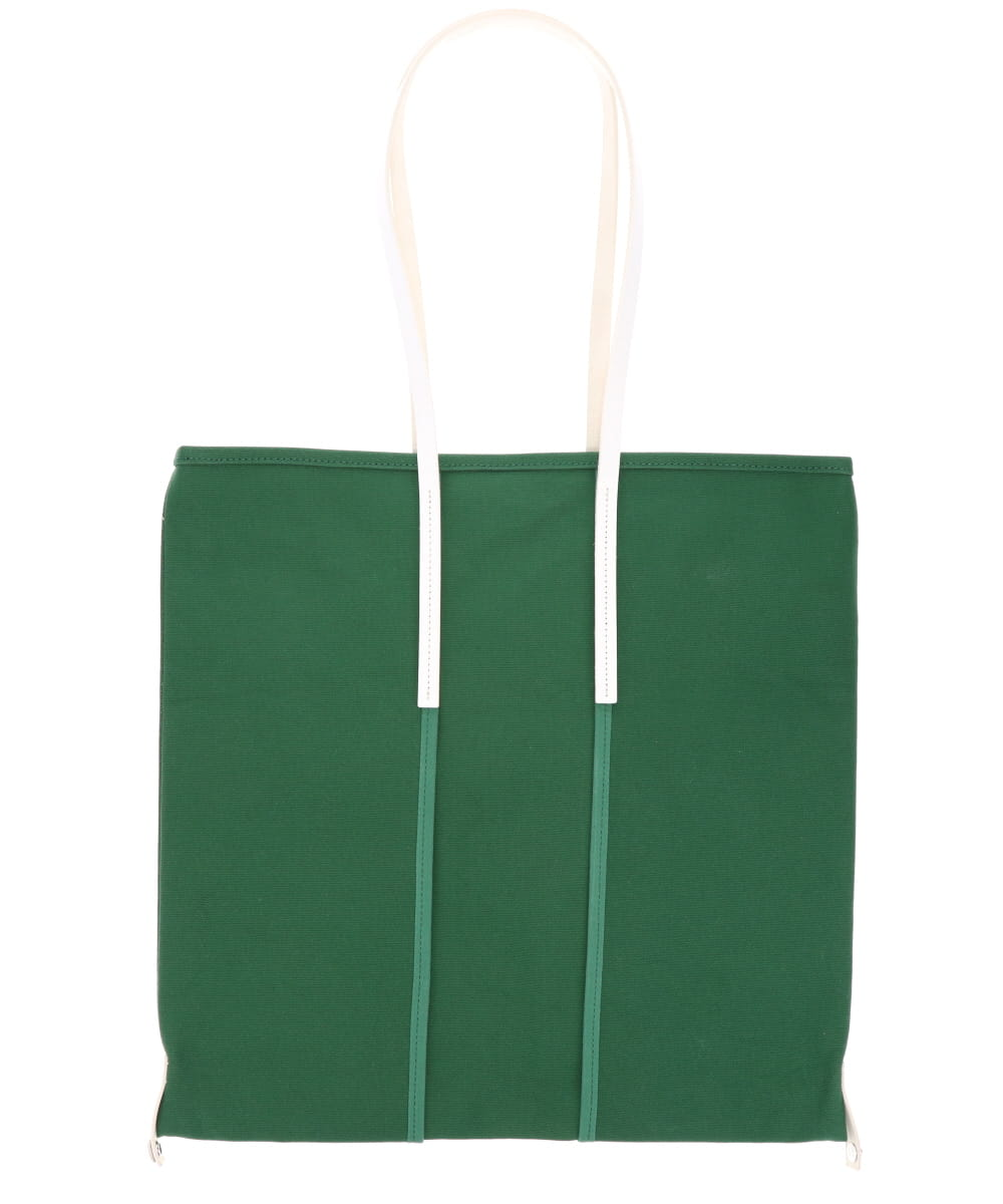 LINING LOGO POCKET TOTE BAG