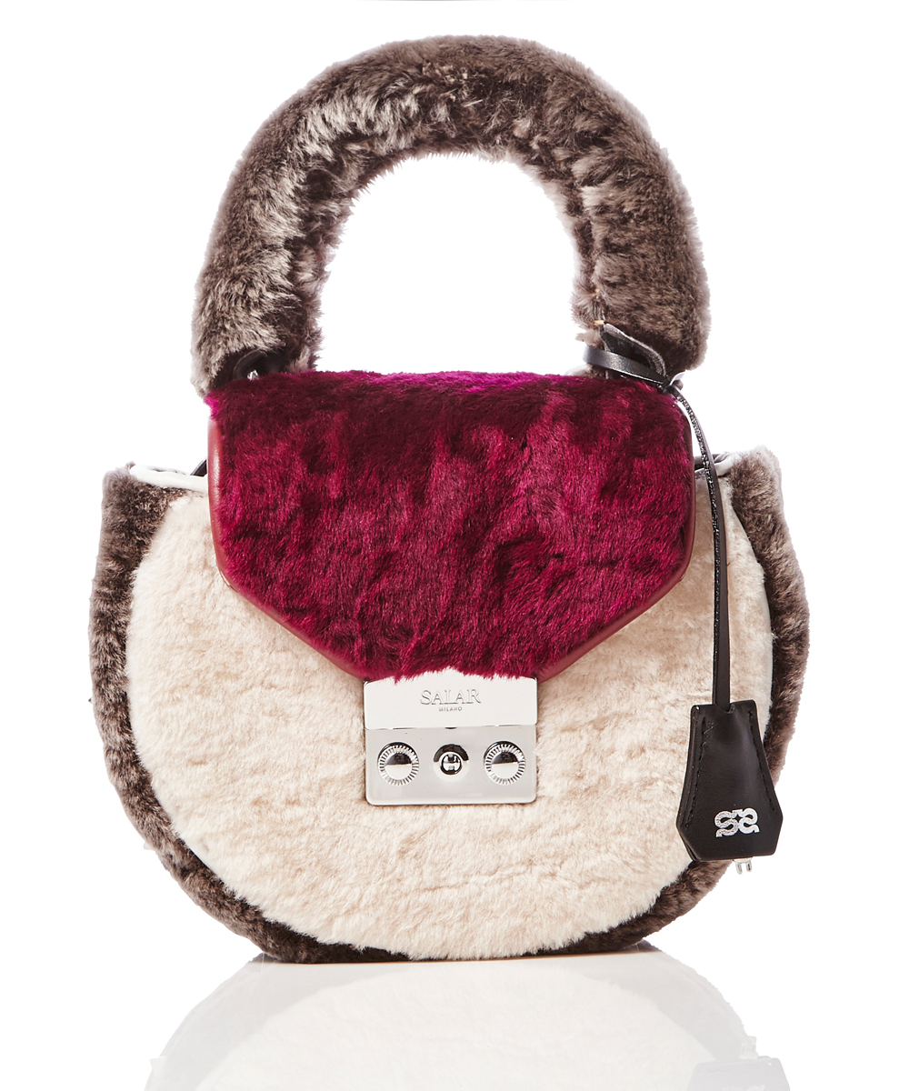 """MIMI-TEDDY"" SHOULDER BAG"