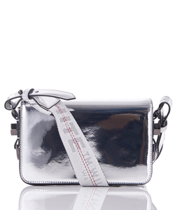 MIRROR MINI FLAP BAG