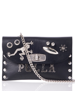 METAL CHAIN BAG