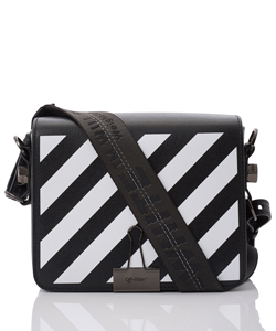 DIAG FLAP BAG