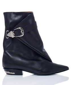 WESTERN WRAP BOOTS