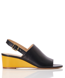 """LICIA""BACK BELT SANDAL"