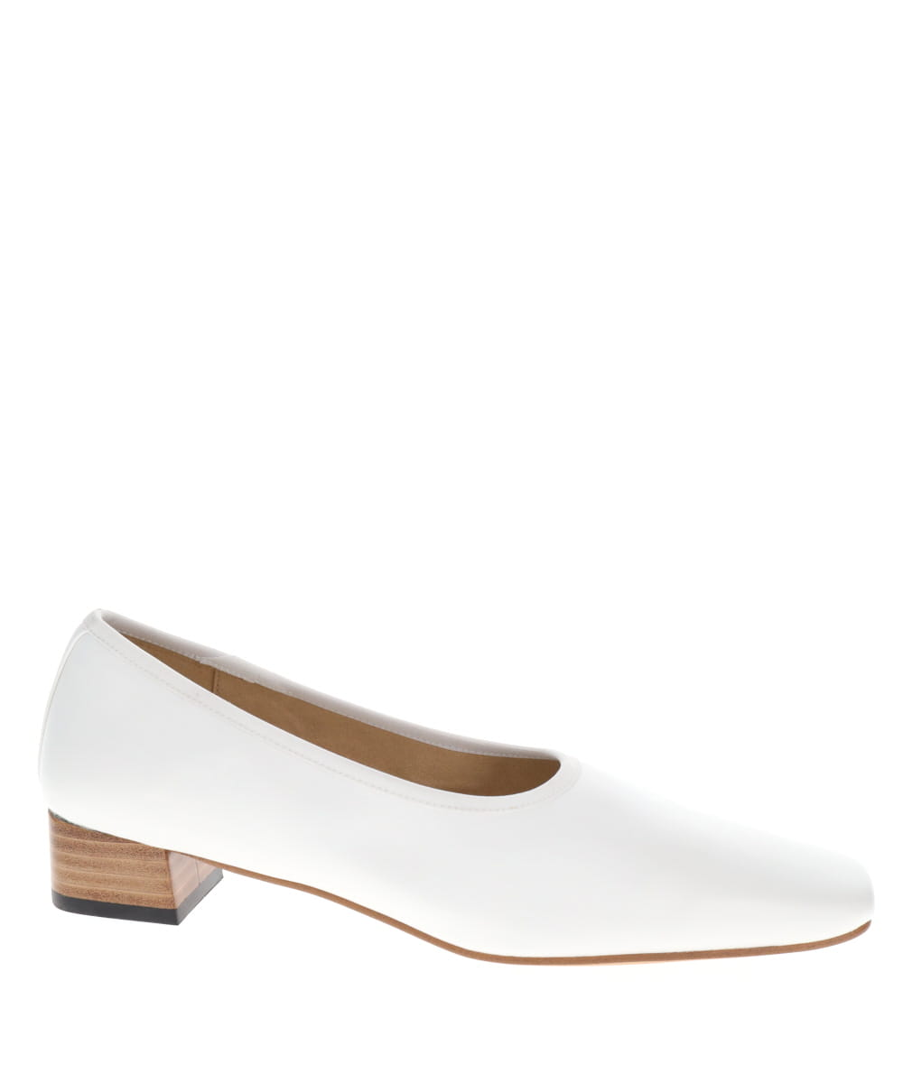 SQUARE TOE PUMPS