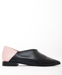 POINTED TOES FLAT SHOES