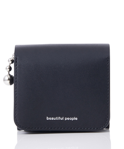 BALL CHAIN COMPACT WALLET