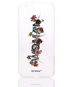 FLOWERS iPhoneX COVER