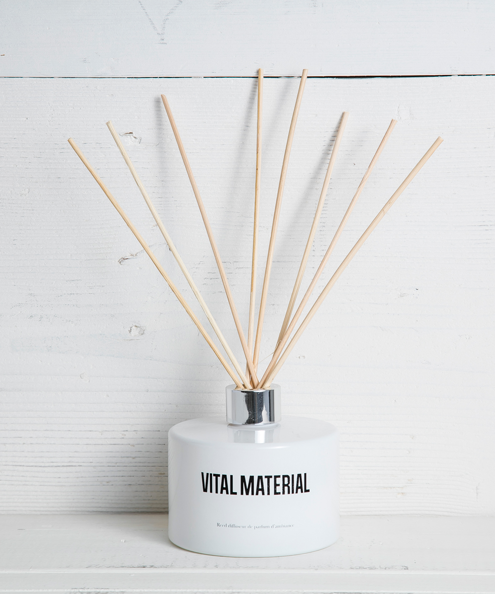 REED DIFFUSER/EARL GRAY et GREEN