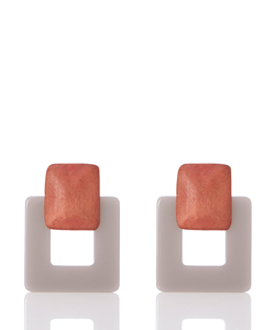 CLEAR SQUARE PIERCE