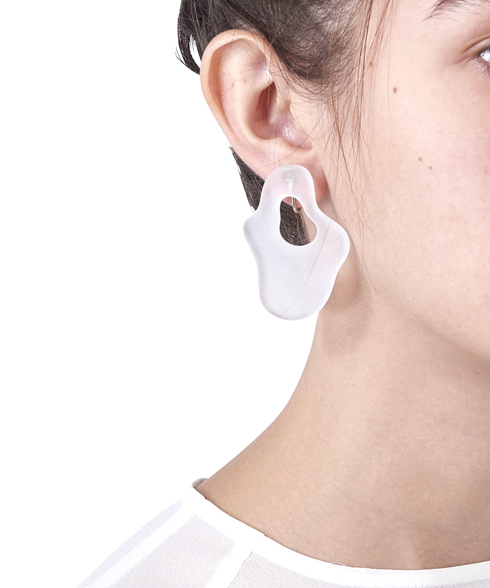 AFTER THE RAIN MATTE EARRING