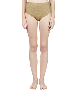 RAFFIA HIGH WAIST BOTTOM