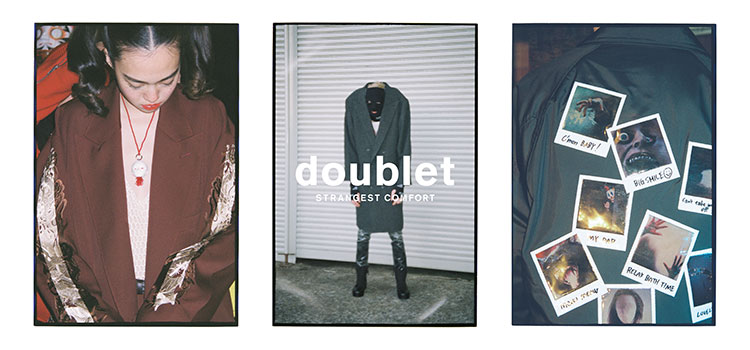 doublet ダブレット 2019AW
