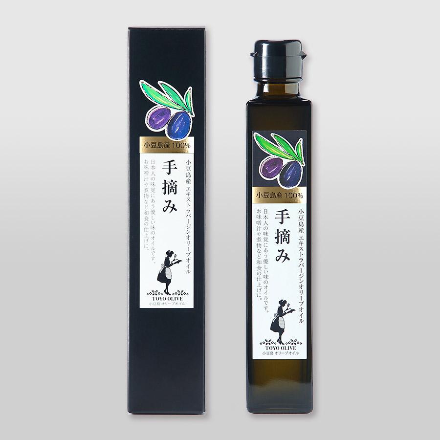 小豆島産 エキストラバージンオリーブオイル[手摘み]