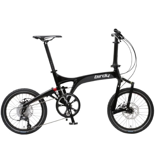 birdy Monocoque Sports / Piano Black