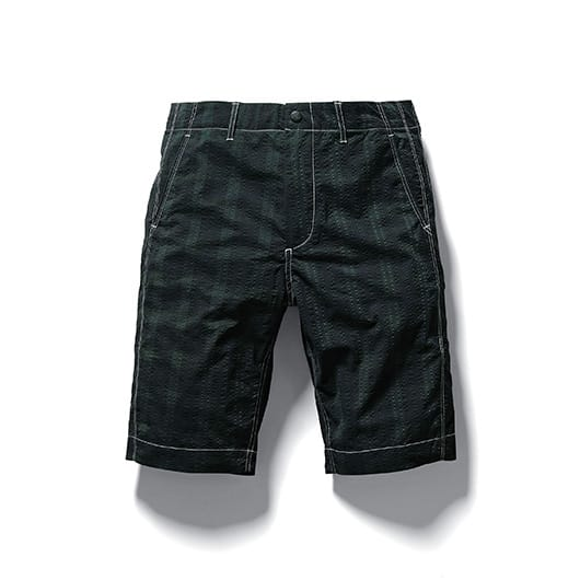 Seersucker short pants