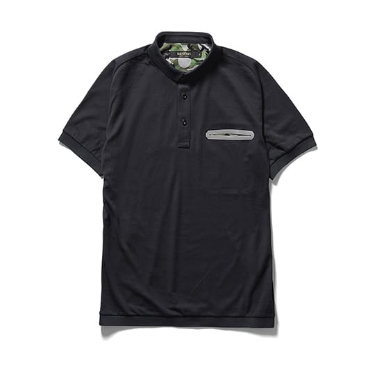 Reflector pocket dry polo shirt