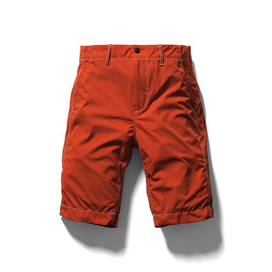 Stretch ripstop shorts