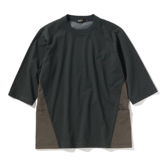 Durable N/C Plaiting Jersey Tシャツ