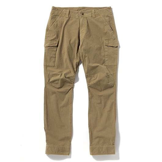 Bio cargo pants slim fit