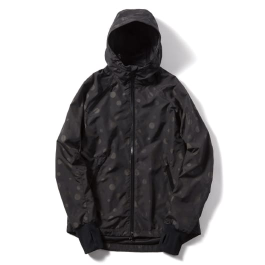 Random dot wind breaker