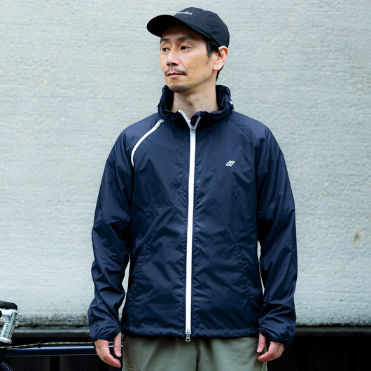Nylon packable  wind breaker