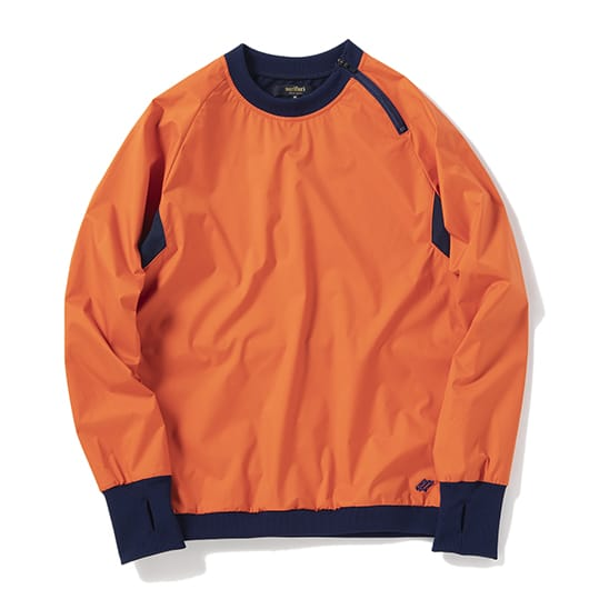 2.5layer wind proof  cycle pull over