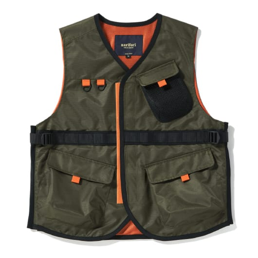 Tactical storage vest