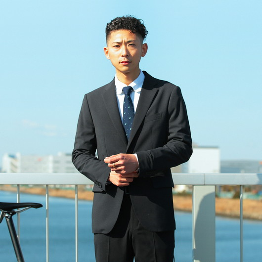 Cycle dry tailored jacket