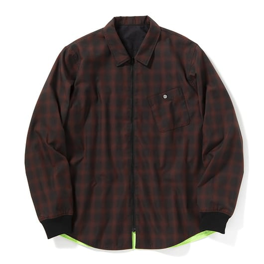 Cycle reversible blouson
