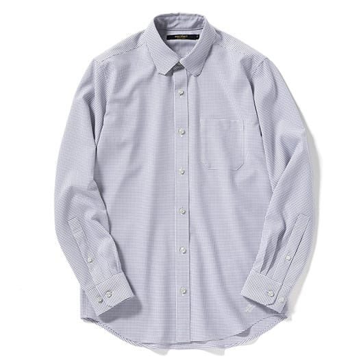 Pattern easy care commute shirt