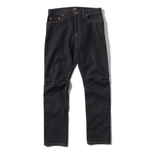 Durable N/C denim 6 pocket pants