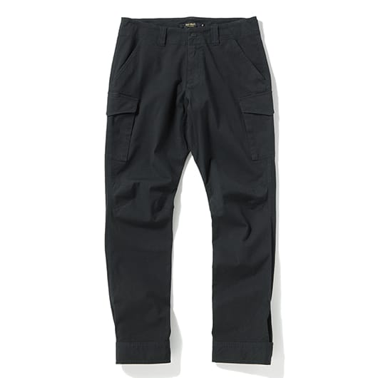 Bio cargo tapered pants