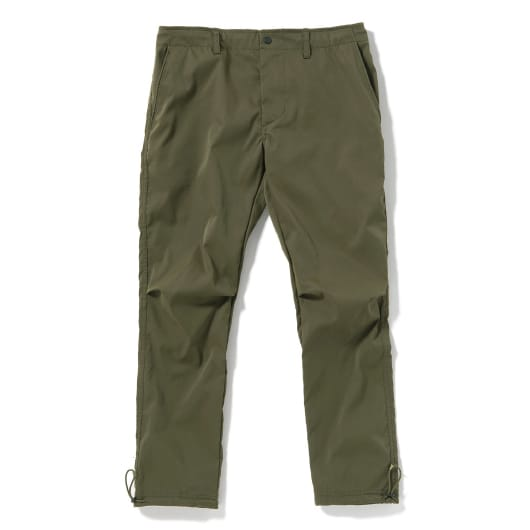 Brushed Back Mesh Winter Ride Pants