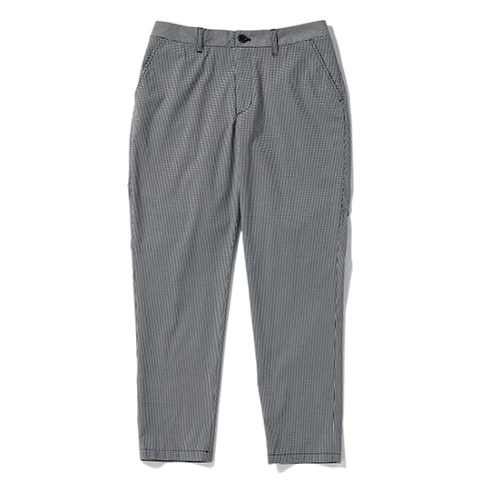 Seersucker ventilation slacks